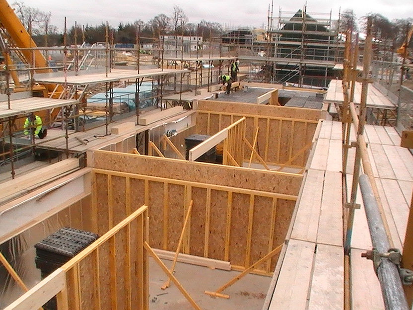 Timber Frame Complete Urban Realm Blogs
