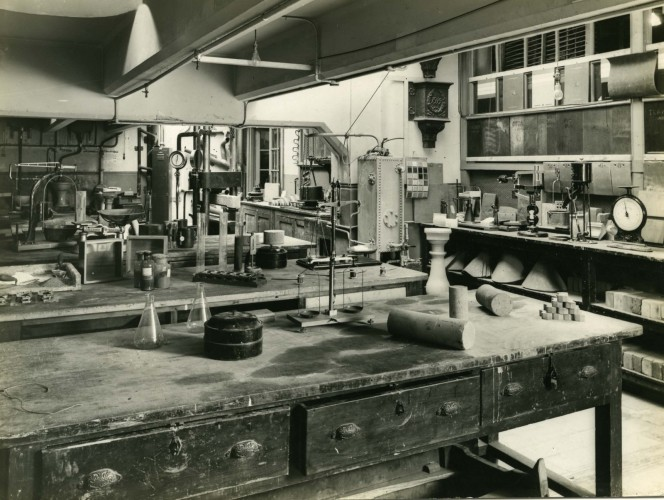 University of Glasgow Laboratory ... 1900's