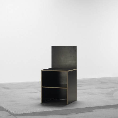 Donald Judd chair