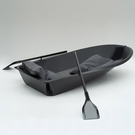 Amazing Flat Pack Designed Boat