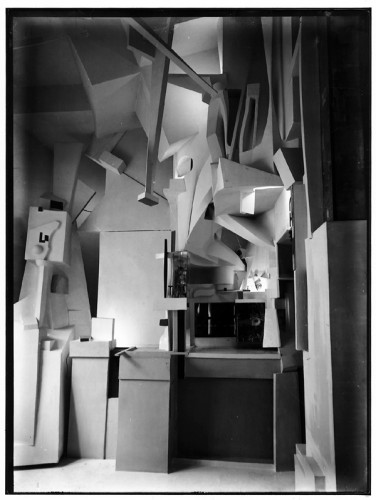 collagist and sculptor _ schwitters