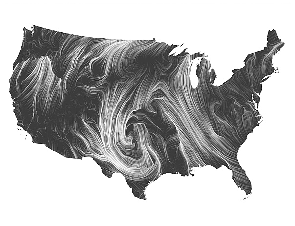 wind map may 21 usa