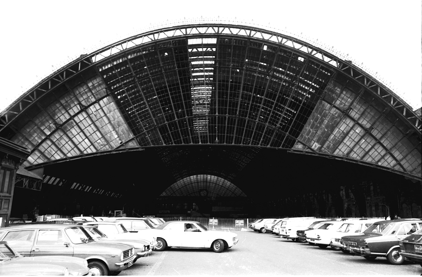 St Enoch Station Once