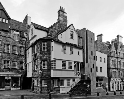 A new chapter for the Scottish Storytelling Centre?