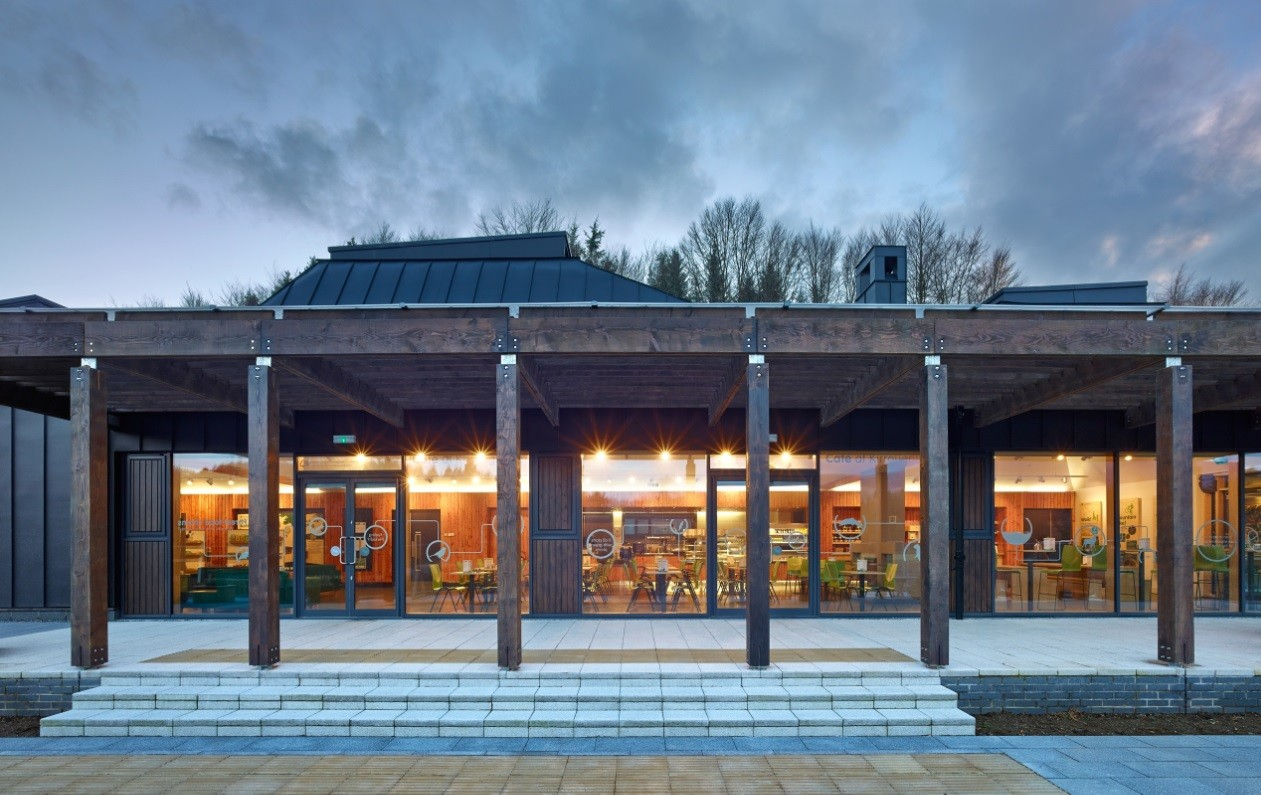 Kirroughtree Visitor Centre Public Scotland S New