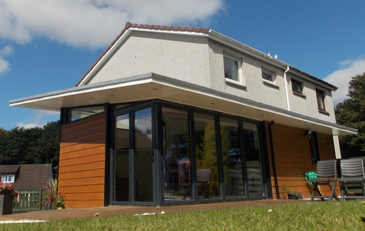 Greenstone terrace extension housing scotland 39 s new for Terrace extension