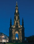 Scott Monument External Lighting