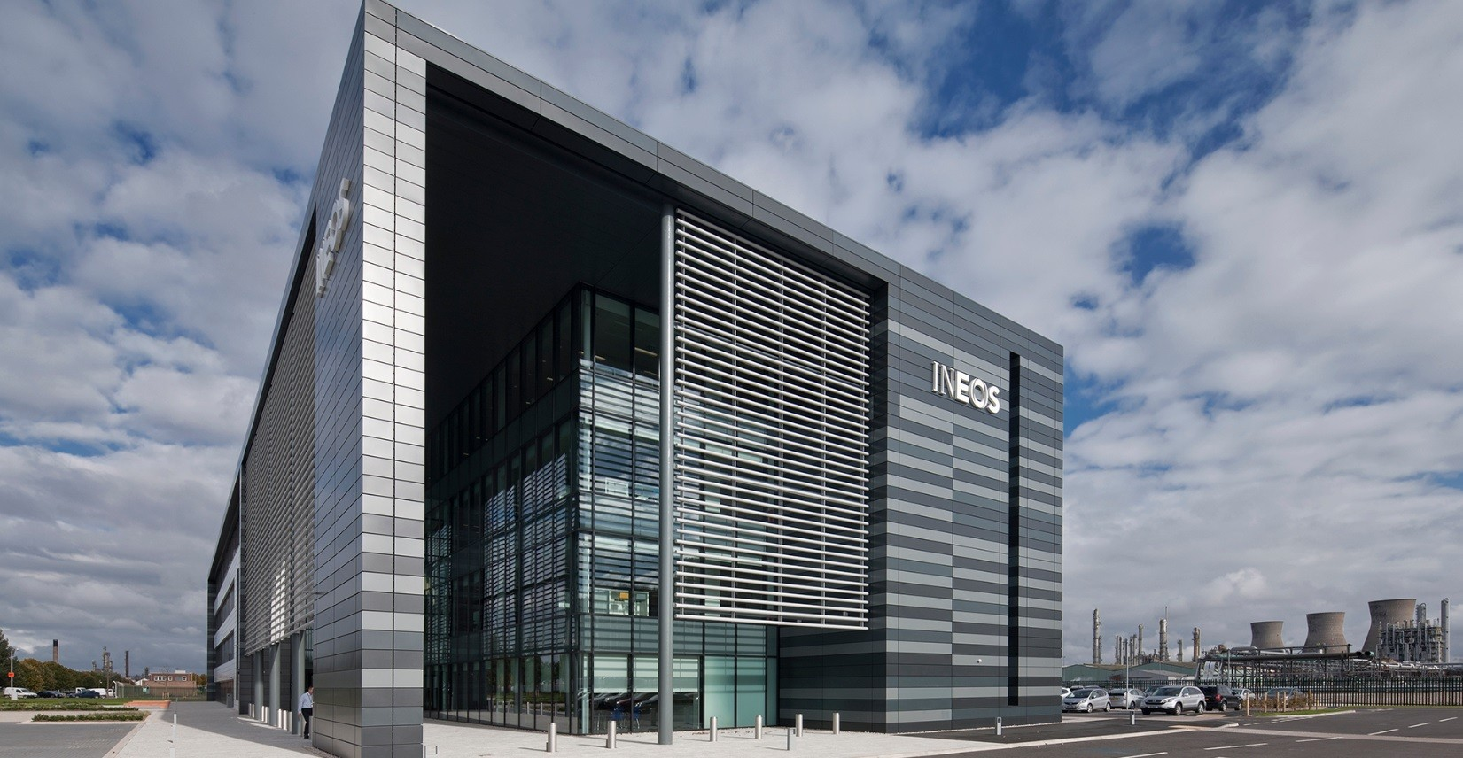 Ineos Hq Retail Commercial Industrial Scotland S New