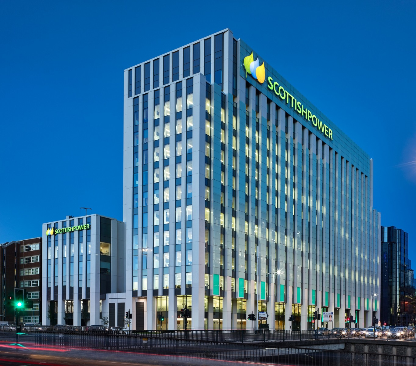Scottish Power HQ : Retail/Commercial/Industrial