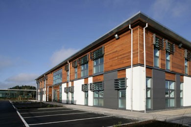 Torus building retail commercial industrial scotland 39 s for Industrial modern homes for sale