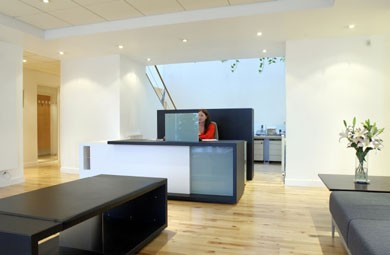 Holmes Office Interior Redesign Interiors And