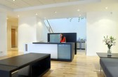 Holmes Office Interior Redesign