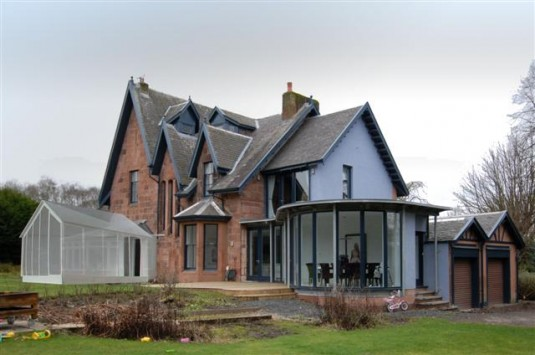 Gothic House Housing Scotland S New Buildings