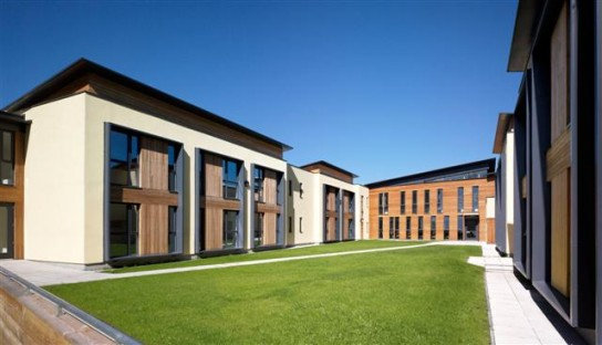 Marionville court care home health scotland 39 s new Nursing home architecture