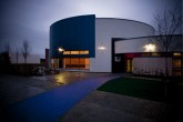 Kyle Academy Annexe, part of the overall Ayrshire Schools PPP