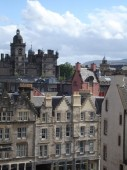 Edinburgh World Heritage Site low carbon refurbishment