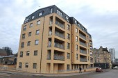New build flats for wheelchair residents