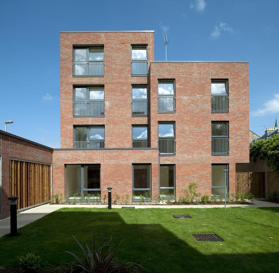 Canal Place Apartments: St Mark's Quay : Housing : Scotland's New Buildings