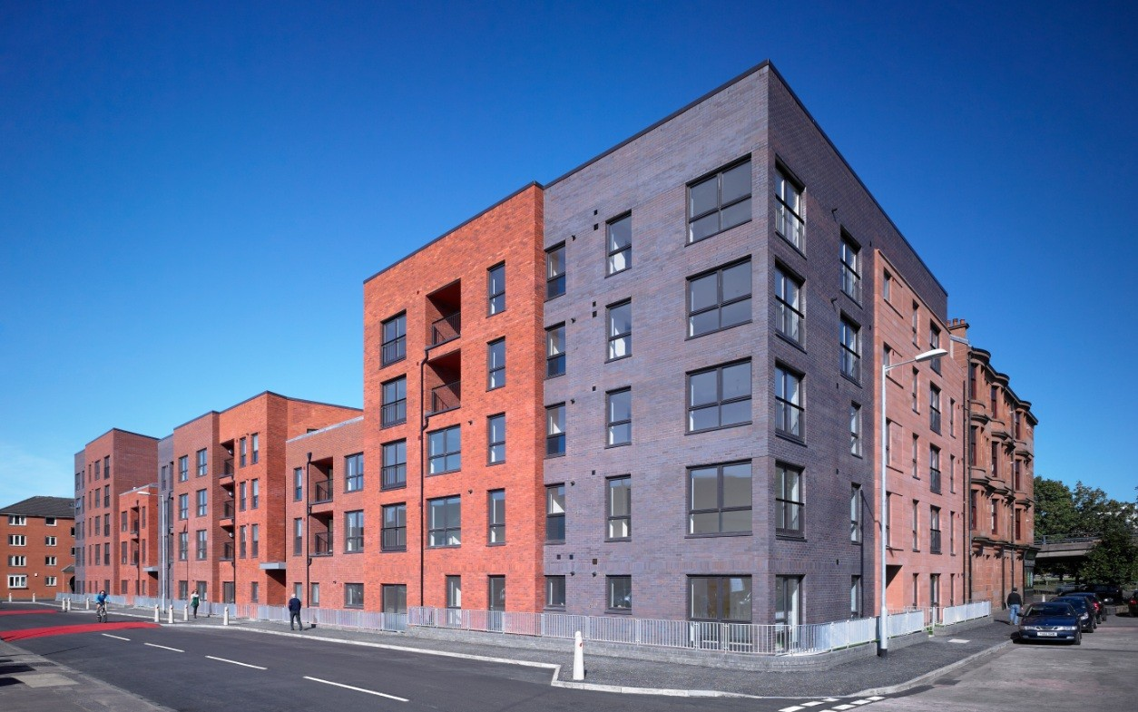 Byron street housing scotland 39 s new buildings - Architecture of a building ...
