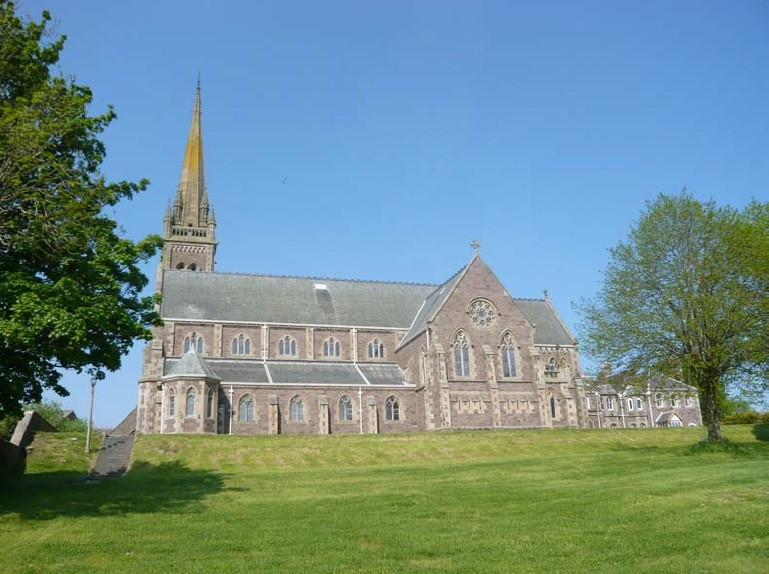 St Mary S Church Campus Historic Buildings