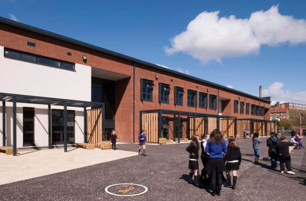Alleymill Primary School Education Scotlands New