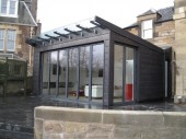 Murrayfield residential extension