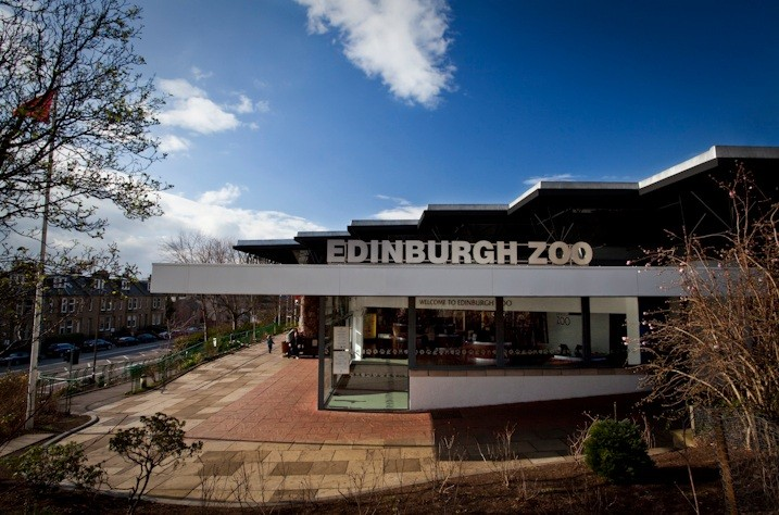 Remodelled Entrance To Edinburgh Zoo Interiors And