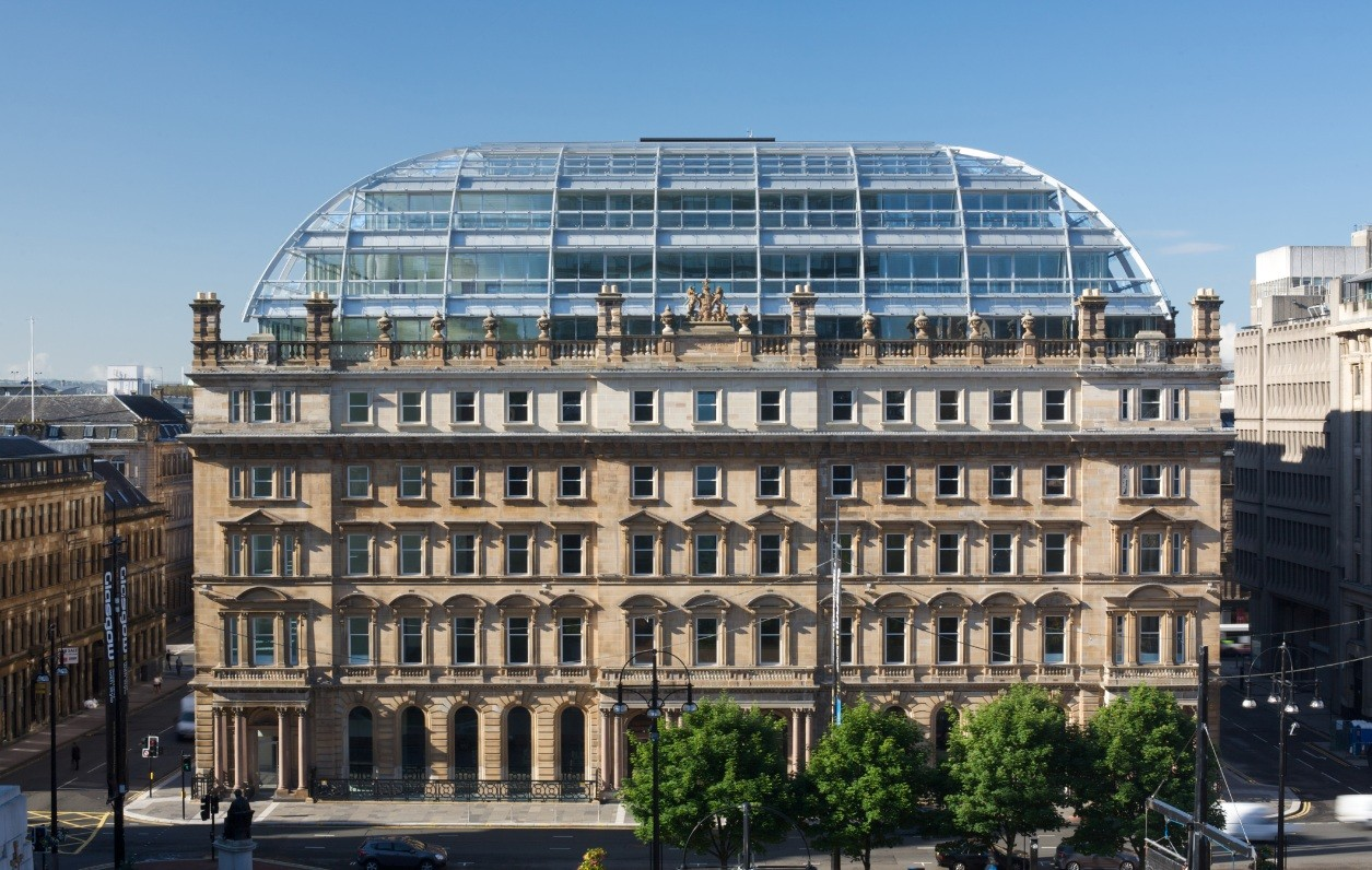 G1 George Square Historic Buildings Conservation