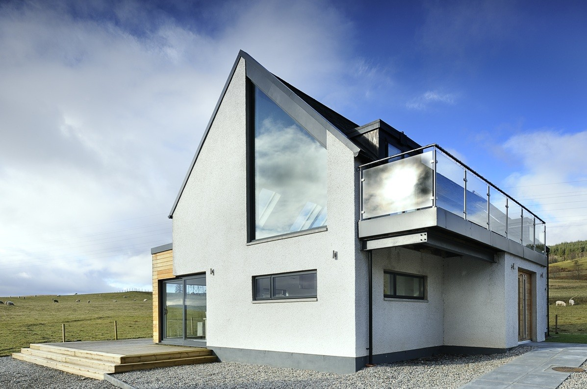 Cloud 9 housing scotland 39 s new buildings for Cloud 9 architecture