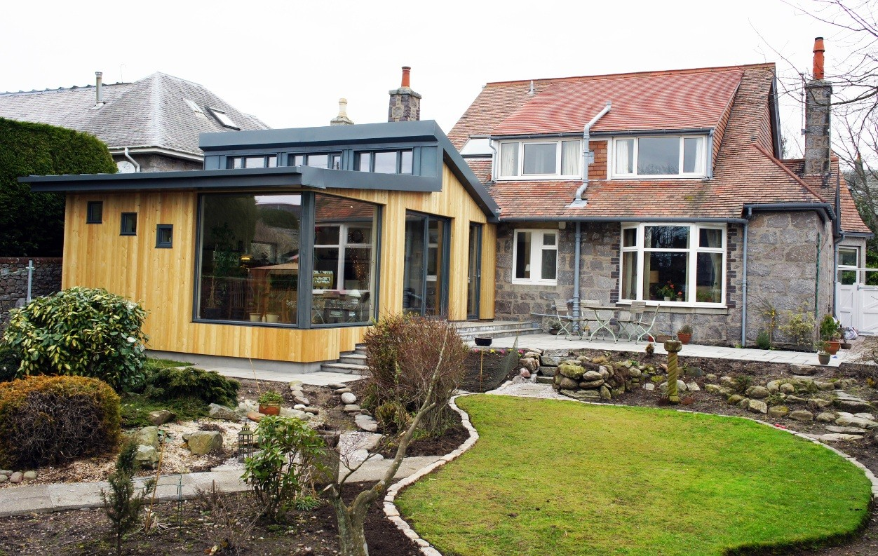 Garden Room : Housing : Scotland's New Buildings