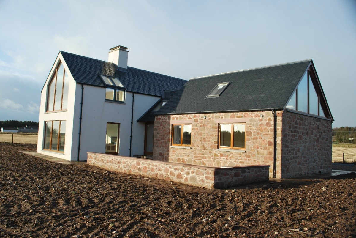 New links cottage housing scotland 39 s new buildings - Building a new home ...