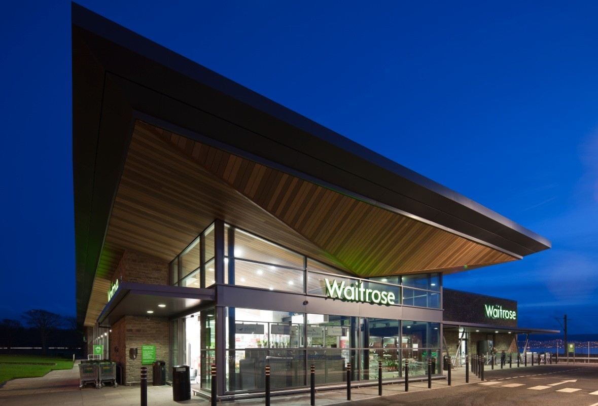 Waitrose Retail Commercial Industrial Scotland S New