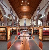 martyrs Kirk Research Library