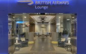 British Airways Lounge, Edinburgh
