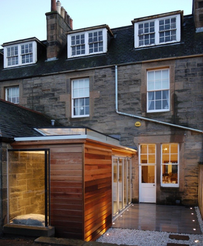 Comely Bank : Housing : Scotland's New Buildings