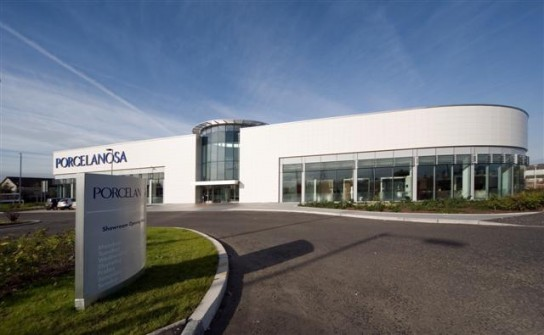 Porcelanosa showroom and HQ : Retail/Commercial/Industrial