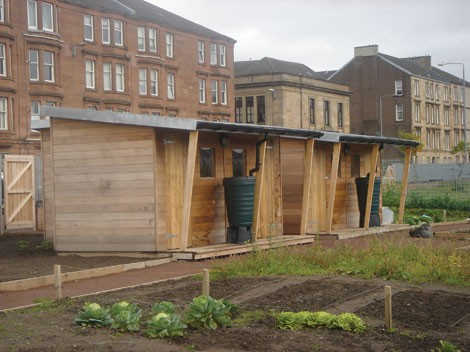 Reidvale Allotments Infrastructure Urban Design And