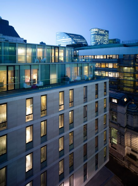 Apex London Wall Hotel Sport And Leisure Scotland S