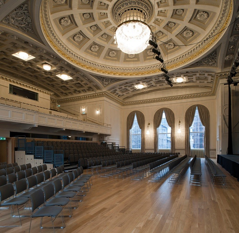 Assembly Rooms Historic Buildings Amp Conservation