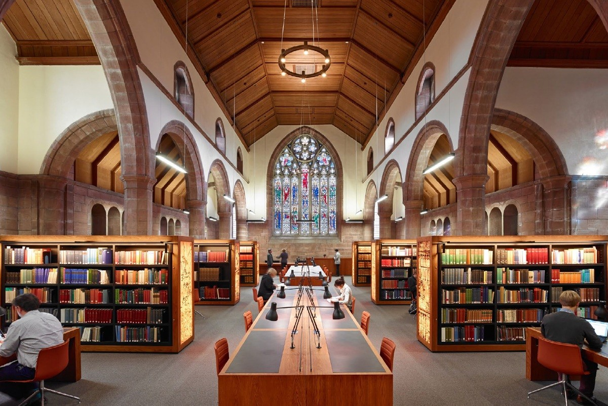 martyrs kirk research library historic buildings