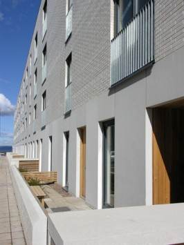 Granton Waterfront Housing Scotland S New Buildings
