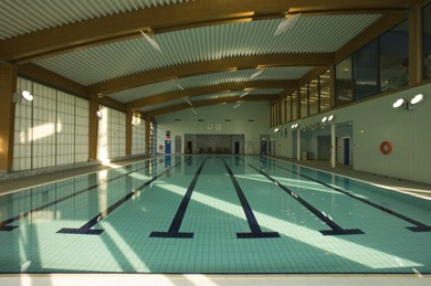 The Penicuik Centre Sport And Leisure Scotland S New