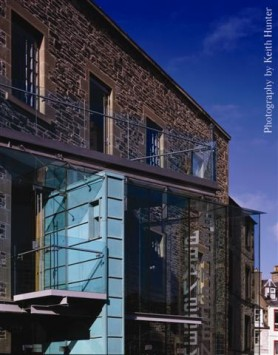 Heart Of Hawick Historic Buildings Amp Conservation