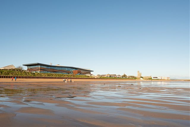 Scottish Oceans Research Institute, St Andrews University - BMJ Architects