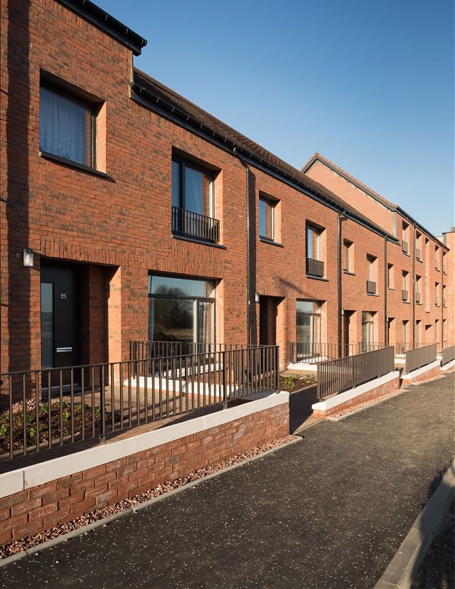 New Housing, Winchburgh, Collective Architecture