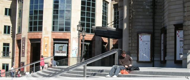 Usher Hall Phases 2&3 Public Realm