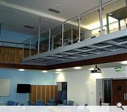 Alterations To Room 468, Post-Graduate Common Room
