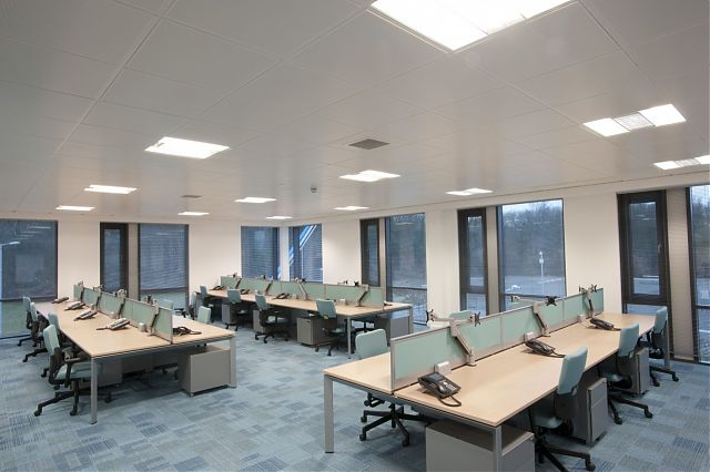 pictures   cigna  greenock  scotland   steelcase solutions   workplace interiors   professional