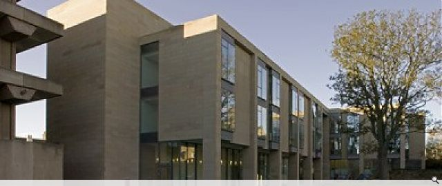 Arts Faculty Building, University of St Andrews