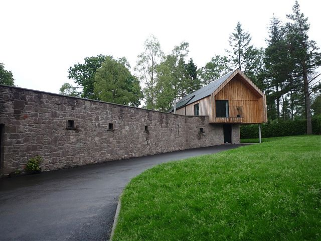 House at Dunblane
